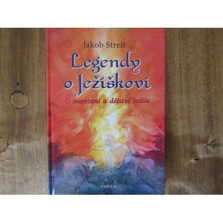 Legendy o Ježíškovi , O narození a dětství Ježíše