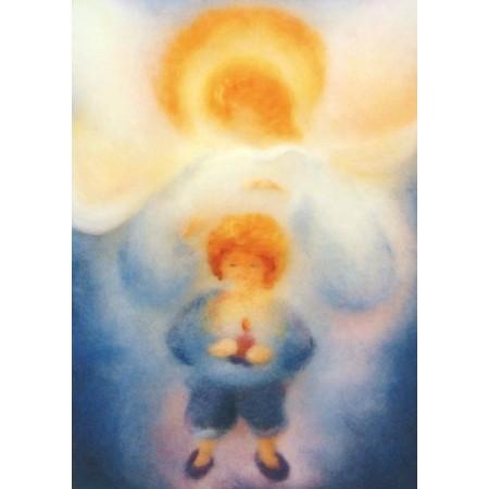 Postcard - Guardian Angel